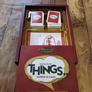 The Game of Things 10th Anniversary Edition Game